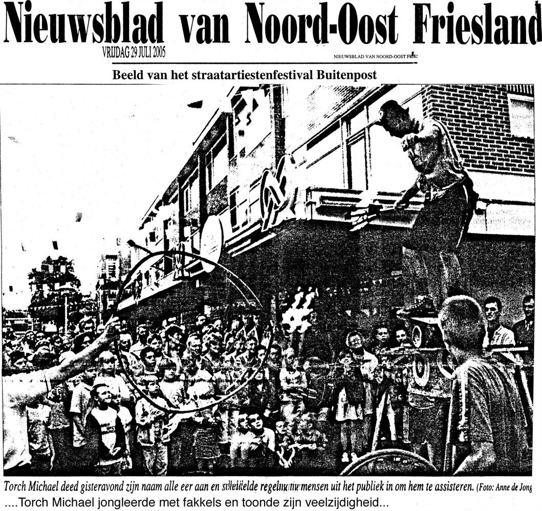 Buitenpost (NL)