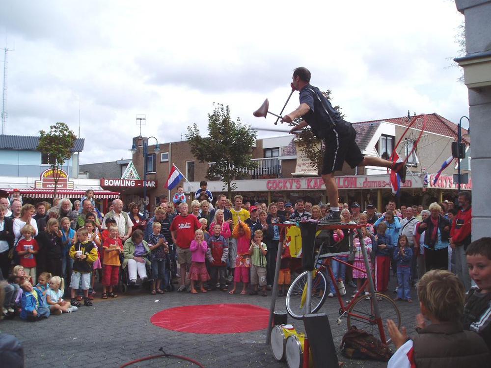 Texel tropical festival