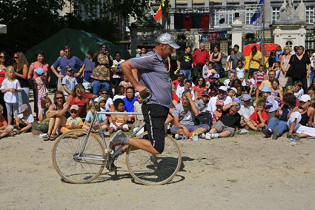festival des nomades a Bruxelles